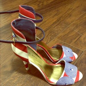 Nine west sailor shoes perfect for your cruise!